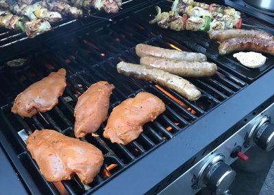 Vakantiehuis met barbecue